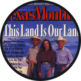 Texas Monthly Cover